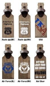 【 Nostalgic Item 】ノスタルジックアイテム ウォールハンギングオープナー ビール 瓶ボトルキャップ オープナー 壁掛け 栓抜き アメリカン カフェ コーラ インテリア アンティーク 送料無料