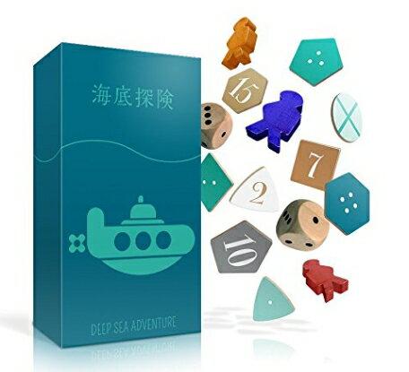 送料無料 オインクゲームズ テーブルカードゲーム 海底探険 TRPG/ボードゲーム/ゲーム