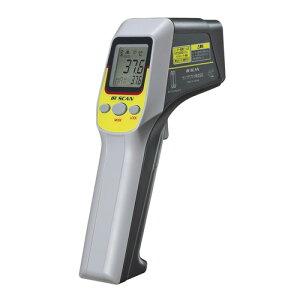 サンワサプライ 非接触放射温度計 CHE-TN430 温度計 レーザー 非接触 温度測定 バックライト アウトレット 送料無料