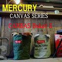 送料無料 【MERCURY CANVAS SERIES】 Canvas Buket Sサイズ マーキュリー