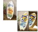 送料無料 ★【Antique WoodBoard】レトロ調★ウッドサーフボード★ アンティーク 置物/アンティーク/サーフボード/サーフィン
