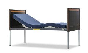 [送料無料]フランスベッド 超低床フロアーベッド FL-1402 フランスベッド テレビCM 昼は高く 夜は低く電動リクライニングベッド 介護ベッド 開梱設置 介護用ベッド