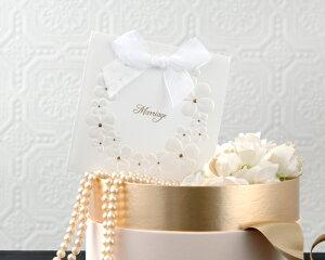 【結婚式 アイテム】THE HANY/ハニイ (伊藤羽仁衣デザイン)Adline/アデリーヌ 結婚式 招待状 10枚セット