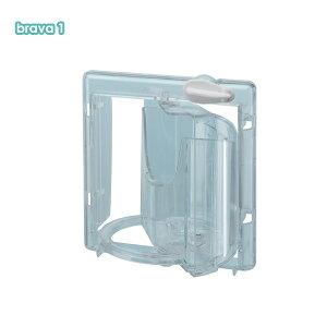 イタリアferplast社製 BRAVA 1 ブラバ1 小鳥用 鳥かご専用 エサ入れ 新タイプ 回転式のエサ入れ 餌入れ 鳥 鳥用品