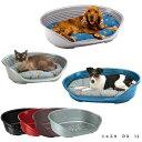 イタリアferplast社 ファープラスト シエスタ SIESTA DX 12 犬 猫 洗える ベット プラスチック ハウス 送料無料