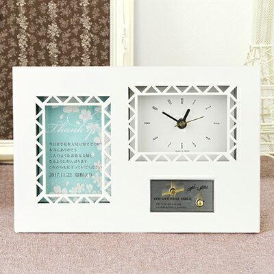 「サンクスオルゴール かのん桜」(時計)/両親へのプレゼント