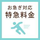 お急ぎ対応オプション/「特急料金」