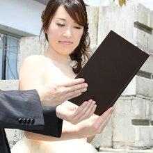 人前式結婚証明書