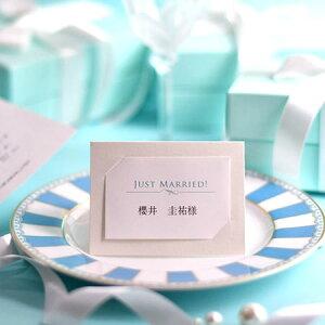 席札 手作りセット(10名セット)「ロマーヌ」/結婚式