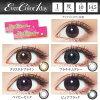 ◆ () ◆ [1 박스 10 매 × 4 박스] 1 일/DIA14.5/± 0.00 ~-8.00 (도 고도 없음) 칼라 컴 컬러 콘택트 colored contactlens/color contact