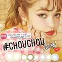 CHOUCHOU チュチュ ワンデー 2箱セット [1箱10枚×2箱]1日 DIA14.2 BC8.8 ±0.00〜-8.00( 度あり 度なし )カラコン カラーコンタクト colored contactlens/color contact