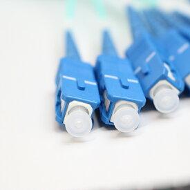 送料無料 ファーゴ fargo MPO 8芯 コネクタ ケーブル SC 光ファイバー 単芯 変換 GI型 3m 環境配慮型 直角PC研磨 ROHS対応 光ケーブル
