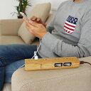 【ポイント10倍!お買い物マラソン】電源タップ OAタップ コンセント スイッチ おしゃれ インテリア デザイン 木目調 USB 急速充電 延…