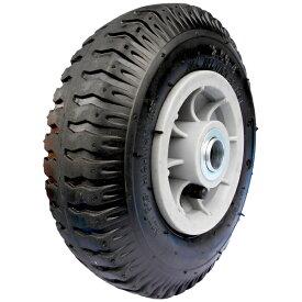 エアータイプ コンテナカー 交換用タイヤ 2.50-4 プラホイール付き P8A