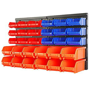 パーツケース 部品 パーツトレイ パーツトレー パーツボックス 工具 収納 収納ケース 収納ボックス ツールボックス 工具箱 部品 パーツキャビネット 整理 トレー 箱 小物入れ 収納箱 壁掛け