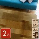 【300円OFFクーポン有 1/27 16時〜1/28 1時59分まで】 電気カーペット 2畳 セット 180×180cm 2畳用 ホットカーペット…
