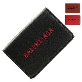 バレンシアガ BALENCIAGA ショップ袋付き 三つ折り財布 ミニ アウトレット551921   さいふ サイフ ウォレット 財布 カード 収納 レディース オシャレ おしゃれ シンプル ブランド