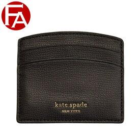 【スーパーSALE 10%OFF】ケイトスペード KATE SPADE カードケース パスケース pwru7197-001 | 定期入れ ICカード カード入れ ケース 名刺入れ レディース コンパクト かわいい 可愛い おしゃれ オシャレ ブランド 本革