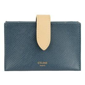 セリーヌ CELINE カードホルダー カードケース メンズ アコーディオン 10b693bru