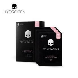 ※あす楽対象【HYDROGEN】ハイドロゲンドラゴンパーフェクトマスク 真珠 HYDROGEN DRAGON PERFECT MASK [10枚入り] p00000ev