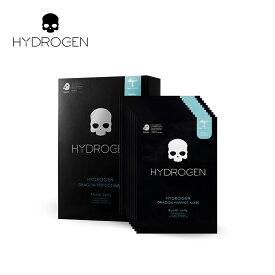 ※あす楽対象【HYDROGEN】ハイドロゲンドラゴンパーフェクトマスク ローヤルゼリー HYDROGEN DRAGON PERFECT MASK [10枚入り] p00000ew