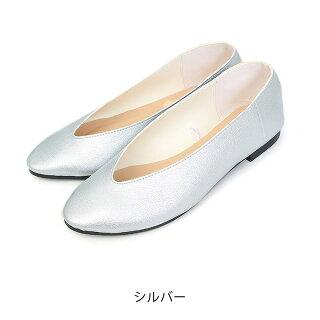 FASHIONLETTERバブーシュ外履きレディースローヒールスリッパスリッポン痛くないパンプスぺたんこ靴バブーシュVカットサブシューズポインテッドトゥシンプルレザーシューズレディーススリッパ通勤春夏トレンド韓国ファッション送料無料