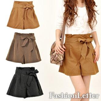 FashionLetter | Rakuten Global Market: High-waisted shorts with ...