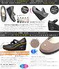 最终的软磨损 FirstContact (第一次接触) 舒适鞋舒适的鞋子女士安慰泵在日本美腿楔鞋底 (S M L 4 l 3 l LL) [NN] 不会伤害办公室带泡沫鞋垫 2014年新落