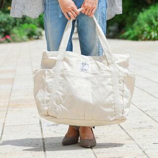 マザーズビッグトートバッグレディーストートバッグキャンバスマママザービッグ大容量かばんカバン5ポケット