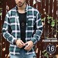 ネルシャツ/メンズ/チェックシャツ/ボタンダウンシャツ/カジュアルシャツ/アメカジ