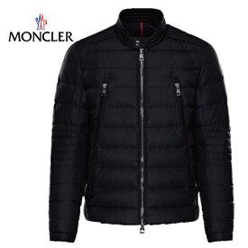 Moncler モンクレール 2019-2020年秋冬新作 AMIOT(アミオ) ダウン ブラック ジャケット メンズ ジャケット プレミア 高級