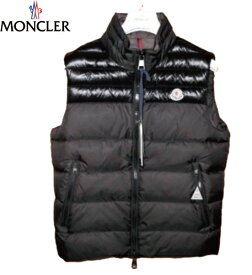 MONCLER モンクレール 2017-2018年秋冬新作 メンズ DUPRES(デュプレス) ブラック(999) ダウンベスト ブルゾン ダウン 高級 アウター