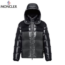 Moncler モンクレール 2017-2018年秋冬新作 HARRY(ハリー) Noir Black ブラック ダウン ジャケット メンズ ジャケット プレミア 高級