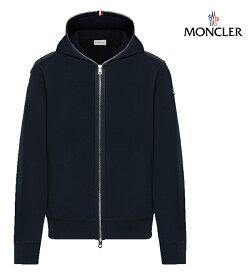 MONCLER モンクレール SWEAT-SHIRT スウェット パーカー メンズ ネイビー 2018-2019年秋冬