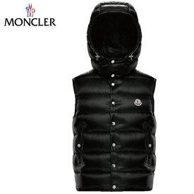 MONCLER モンクレール BILLECART Down Vest ダウンベスト Mens メンズ Noir Black ブラック 2019-2020年秋冬