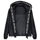 MONCLER MASSEREAU 1350 Black Mens Jacket 2020SS モンクレール マセロー ブラック メンズ ジャケット 2020年春夏新作