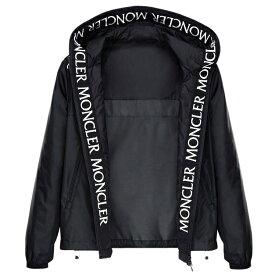 MONCLER モンクレール 2019年春夏新作 MASSEREAU 1350 ブラック メンズ ジャケット