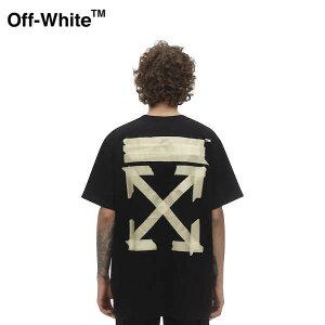 Off-WhiteOverJerseyT-shirtBlack/BeigeMens2020SSオフホワイトオーバージャージーTシャツブラック/ベージュメンズ2020年春夏
