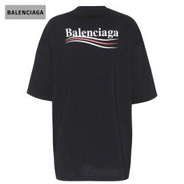 BALENCIAGAバレンシアガ2018年春夏OversizedcottonT-shirtBlack