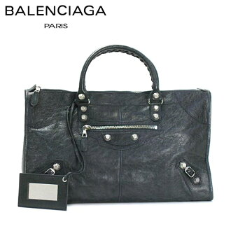 "[BALENCIAGA] 285451 editors bag ""D941JT"" dark gray in the summer latest the BALENCIAGA spring of 2012"