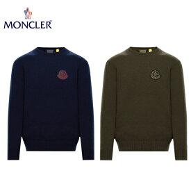 海外限定・日本未入荷カラー 2 MONCLER 1952 Crewneck knit 2color Mens 2020AW モンクレール クルーネックニット 2カラー メンズ 2020-2021年秋冬