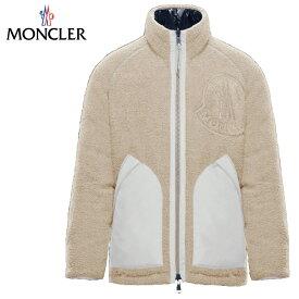 MONCLER モンクレール CHALON 2 MONCLER 1952 + VALEXTRA メンズ オフホワイト ダウンジャケット 2019-2020年秋冬新作