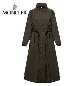 MONCLER LIN Military Green Khaki Ladys Down Jacket Coat 2020SS モンクレール ミリタリーグリーン カーキ レディース ダウンジャケット ダウンコート 2020年春夏