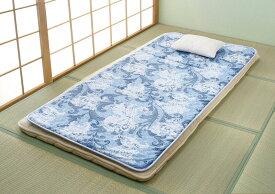 [ダブル] DOUBLE 日本製 体圧分散軽量マットレス Japan Sleeper ジャパンスリーパー セミダブル SD ダブル☆fsFL3102