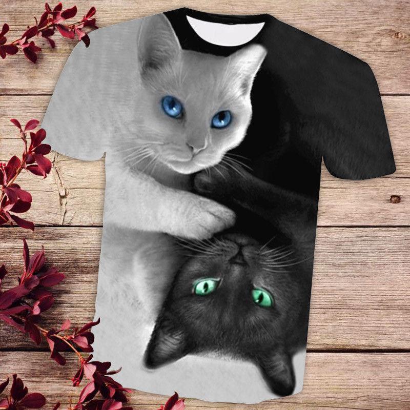 【送料無料】猫 猫柄 Tシャツ レディース ユニーク おしゃれ かわいい トップス ねこ ネコ グッズ 雑貨
