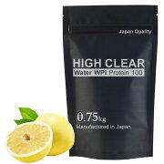 HIGHCLEARハイクリアーウォーターWPIプロテインすっぱいグレープフルーツ味750g(約30回分)