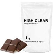 WPCホエイプロテイン1001kgリッチチョコレート