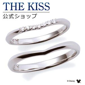 【刻印可_14文字】【ディズニーコレクション】 ディズニー / プラチナ マリッジ リング 結婚指輪 / 隠れミッキーマウス / ペアリング THE KISS ザキッス リング・指輪 DI-7061104511-7061104521 セット