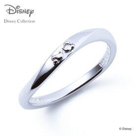 【ディズニーコレクション】 ディズニー / ペアリング / ミッキーマウス & ミニーマウス / THE KISS リング・指輪 シルバー (メンズ 単品) DI-SR1832 ザキス 【送料無料】 【土日祝日もあす楽対応】