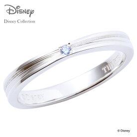 【あす楽対応】【ディズニーコレクション】 ディズニー / ペアリング / ディズニープリンセス アリエル / THE KISS リング・指輪 シルバー キュービックジルコニア (メンズ 単品) DI-SR2409CB ザキス 【送料無料】【Disneyzone】